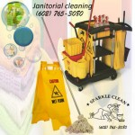Sparkle Clean Janitorial – Janet James
